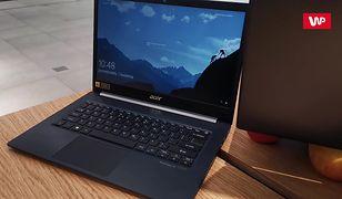 Najlżejszy 14-calowy laptop świata już w Polsce