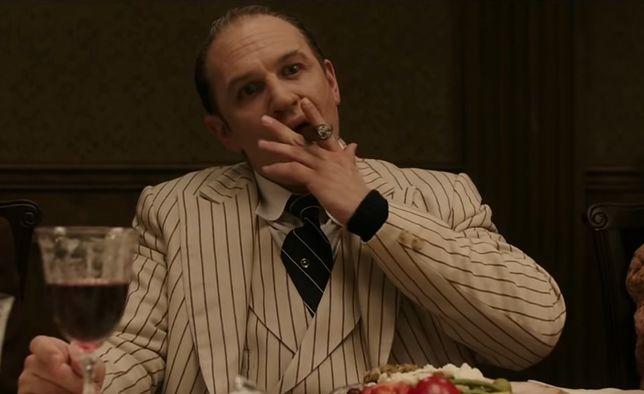 """""""Capone"""": Tom Hardy w roli najsłynniejszego gangstera. Zwiastun filmu już w sieci"""