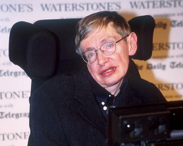 Stephen Hawking zmarł w wieku 76 lat
