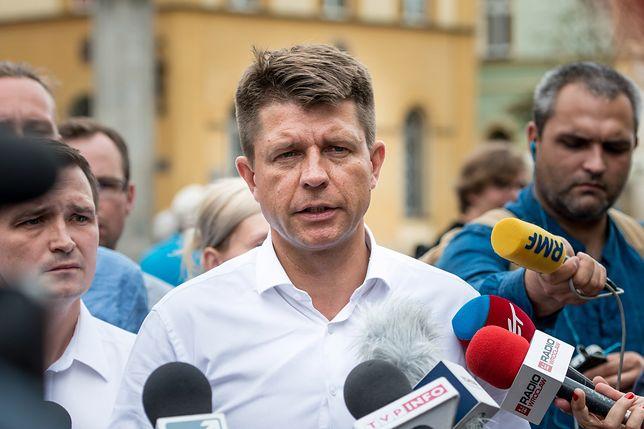 Ryszard Petru: milion protestujących obali rząd PiS