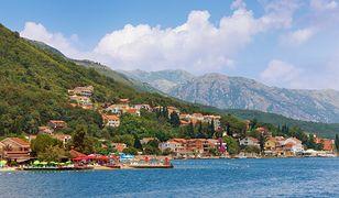 Zatoka Kotorska słynie ze swej urody