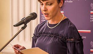Barbara Ćwioro, ambasador RP w Czechach