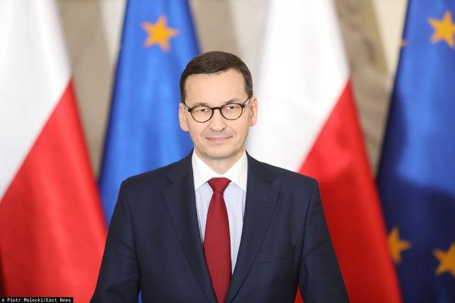 Premier Mateusz Morawiecki złożył do TK wniosek ws. uchwały SN