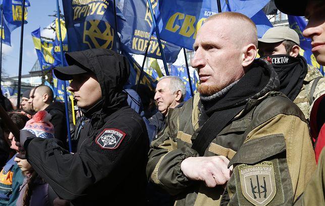 Bojówkarze napadli na Romów na Ukrainie. To nie pierwszy taki atak