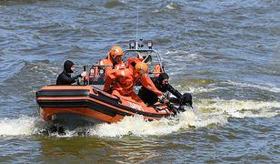 Łeba. Poszukiwania mężczyzny w Bałtyku zakończone. Znaleziono ciało