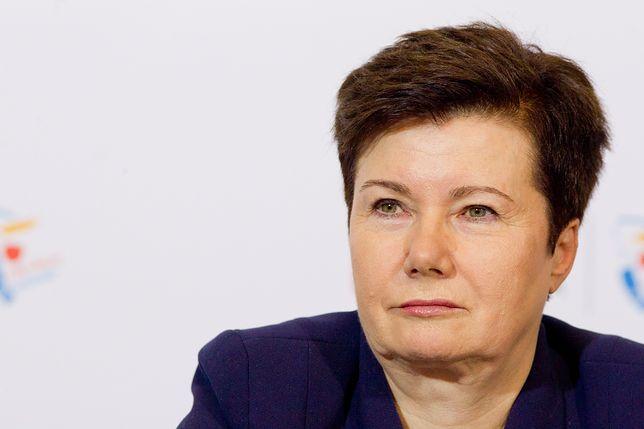 Hanna Gronkiewicz-Waltz odpiera atak. Padły mocne słowa