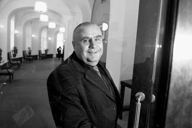 Janusz Dzięcioł nie żyje. Tomasz Lenz: Jest mi bardzo smutno, że zginął