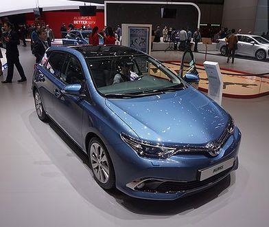 Nowa Toyota Auris od 59 900 zł