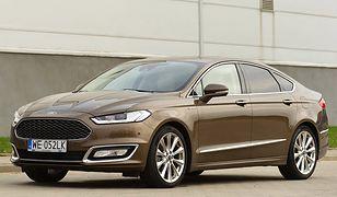 Ford Mondeo Vignale: atak na klasę premium