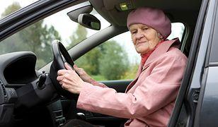 """Seniorzy również mogą być niebezpieczni """"za kółkiem"""""""