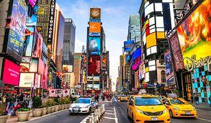 Nowy Jork to dla wielu podróżnicze marzenie numer jeden