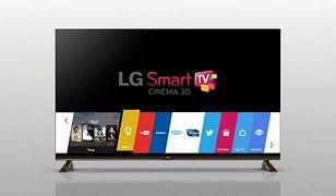 LG zaktualizuje niektóre starsze telewizory