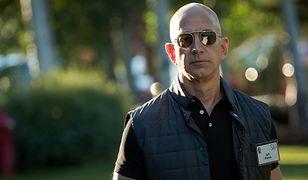 Jeff Bezos zaczyna spotkania w Indiach. Amazon jest na celowniku w tym kraju