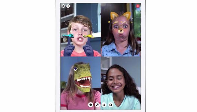 Facebook chce, by więcej dzieci korzystało z ich aplikacji