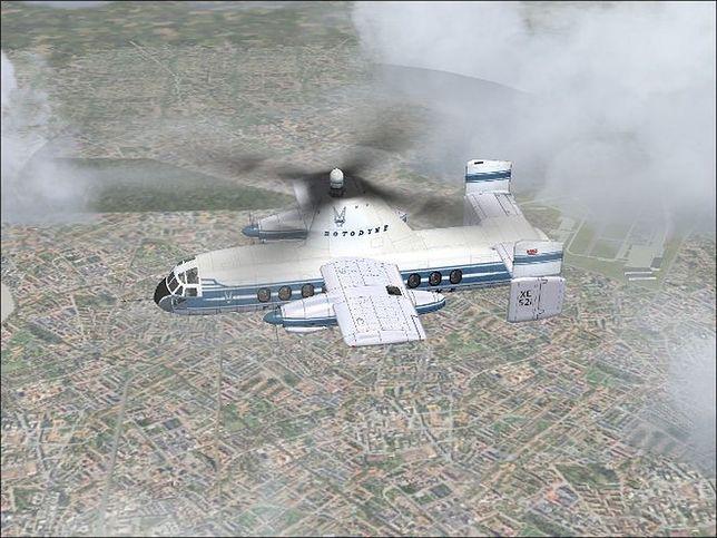 Fairey Rotodyne - najdziwniejsza latająca hybryda na świecie. Zniszczył ją hałas