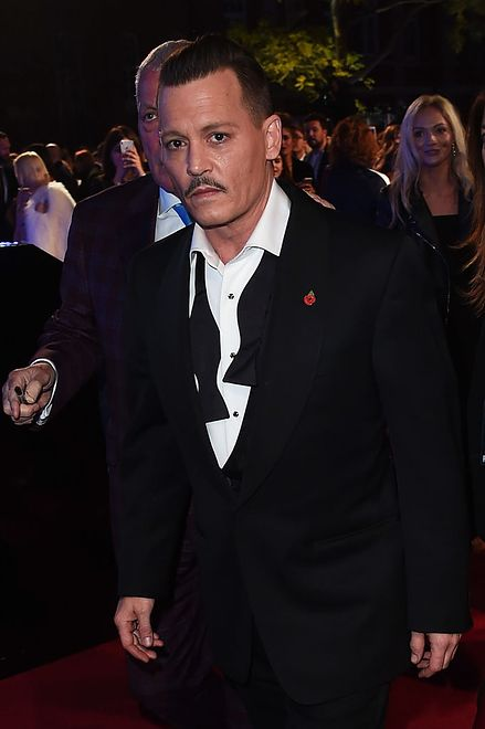 attends the 'Murder On The Orient Express' World Premiere held at Royal Albert Hall on November 2, 2017 in London, England.