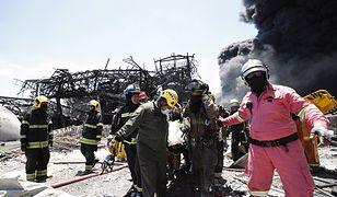 Tajlandia. Eksplozja w fabryce. Ewakuowano mieszkańców