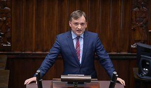 Sejm podjął decyzję ws. Zbigniewa Ziobry