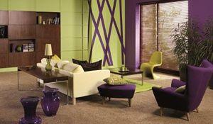 Jaki kolor ścian niezawodnie poprawi ci humor?