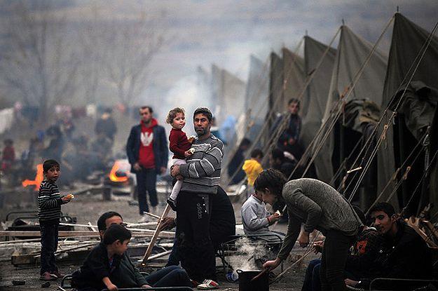 Niemcy: pożar w ośrodku dla uchodźców, trzy osoby ciężko ranne