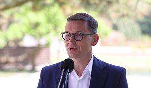 """Polska ma problemy z praworządnością? Mateusz Morawiecki mówi o """"brzęczącej osie"""""""