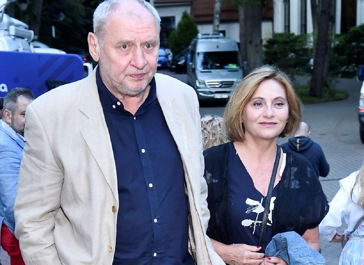 Andrzej Grabowski od ponad roku spotyka się z Aldoną Grochal