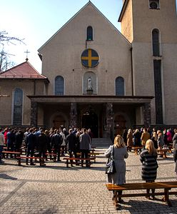 Kraków. Bierzmowanie w lockdownie