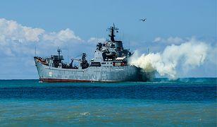 """Rosja zamknie część Morza Czarnego. Stany Zjednoczone """"zaniepokojone"""""""