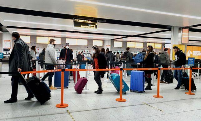 Odprawy na  lotniskach będą ułatwione.