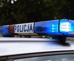 Wypadek w Kaliszu. Rozbite maserati. Cztery osoby ranne