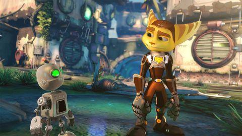 Nowa galeria z Ratchet & Clank: Nexus