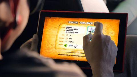 Nokia i DreamWorks rozszerzają rzeczywistość za pomocą tabletów Lumia i gry Dragons Adventure