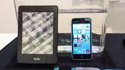 IFA: Wodoodporny iPhone, Kindle i Raspberry Pi
