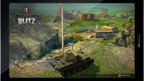 Wystartowała zamknięta beta World of Tanks Blitz na iPady. To poligon testowy przed grą na inne urządzenia przenośne