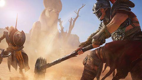 Assassin's Creed Origins ofiarą DRM: nowe zabezpieczenie to 100% obciążenia CPU