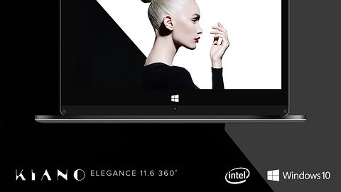 KIANO prezentuje konwertowalnego laptopa Elegance 11.6 360°