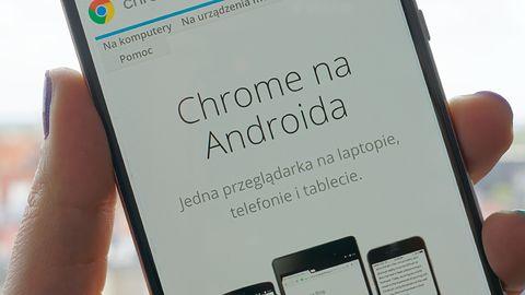 Google Chrome 59 na Androida: szybciej przy mniejszym zużyciu pamięci