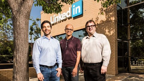 Biznesowa chmura z biznesowym portalem społecznościowym – Microsoft przejmuje LinkedIn