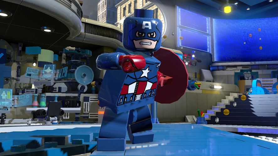 Nowa galeria z LEGO Marvel Super Heroes