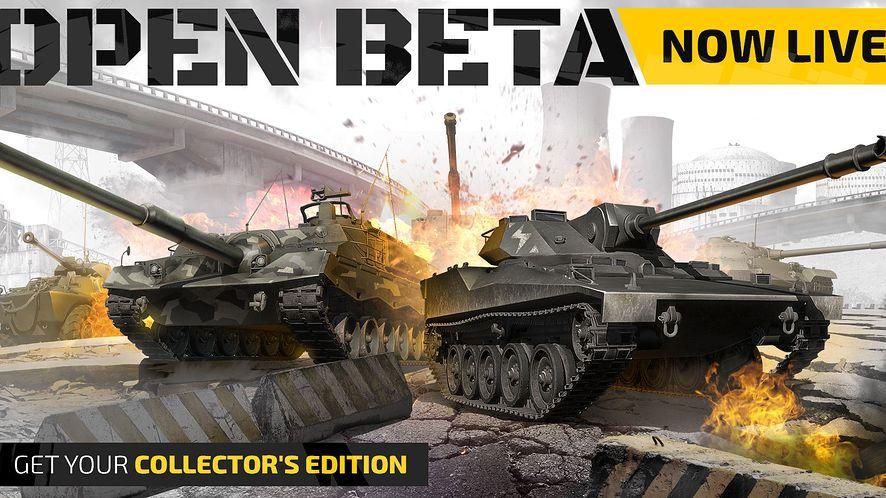 Sprawdź czołgi z Armored Warfare i zgarnij jedną z paczek kolekcjonerskich