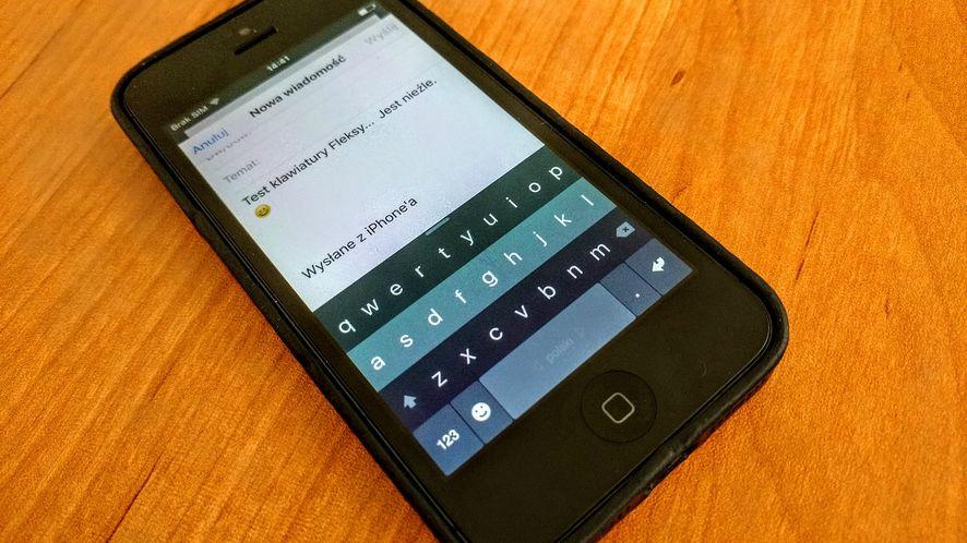 Pisanie po ekranie na iPhonie oraz iPadzie. Dobre klawiatury na iOS