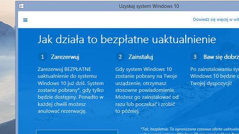 Usuwamy natrętne powiadomienia o aktualizacji do Windows 10