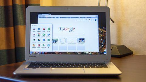 Nowy Chromebook 2 od Toshiby bardzo przypomina MacBooka Air