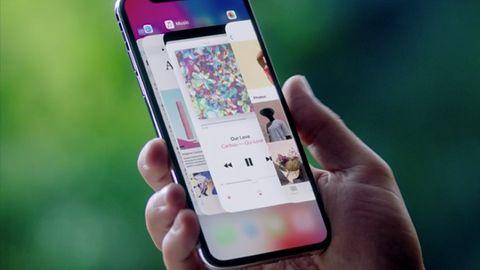 Face ID w iPhonie X nie działa poniżej 10% naładowania baterii
