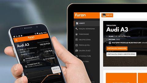 Furon: zgromadź dane o swoim aucie i kosztach eksploatacji w smartfonie