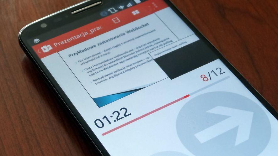Office Remote: zamień telefon z Androidem w pilota do obsługi prezentacji