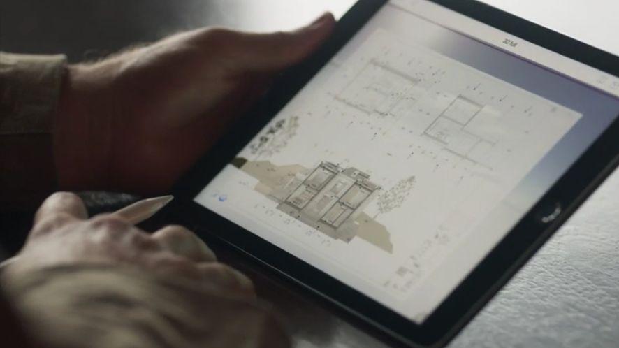 Apple nie porzuca tabletów: iPad Pro bez ramek i fizycznego przycisku