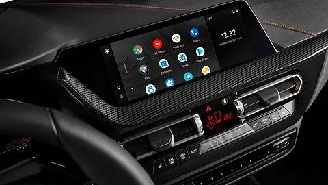 Android Auto trafi do samochodów BMW – także na cyfrowy kokpit
