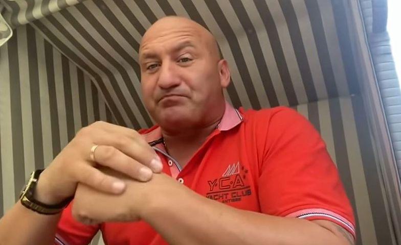 Marcin Najman ogłosił wielki powrót! Znana data walki. Zaskakujący rywal