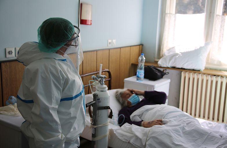 Koronawirus w Rosji. Szpitale będą leczyć chorych przy użyciu dyskusyjnego środka